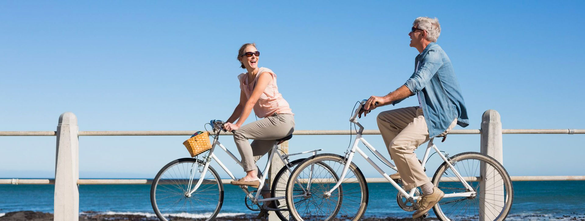 I sei motivi per cui andare in bicicletta fa bene alla salute