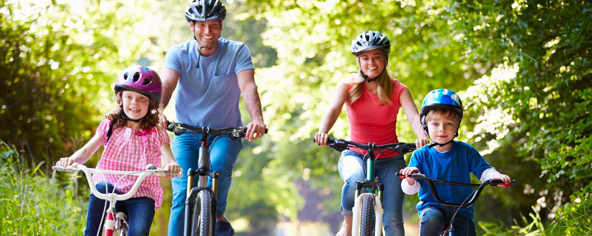 Bicicletta, la salute viene pedalando