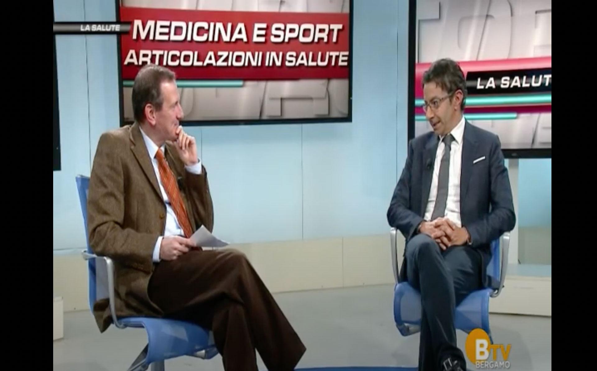 Riabilitazione ortopedica e sportiva